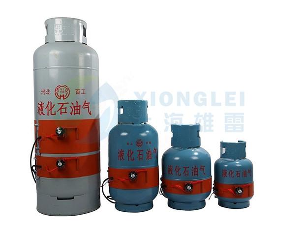 钢气瓶硅胶加热器