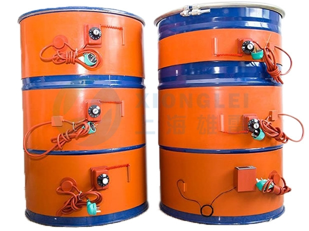 200L油桶加热带