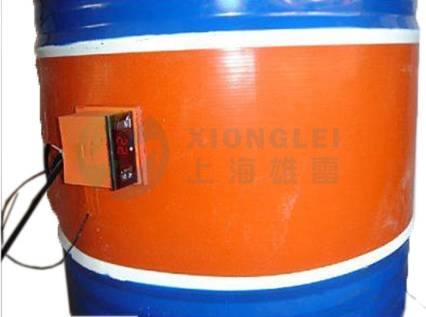 800W油桶加热带