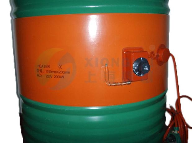带温控及搭扣油桶加热带