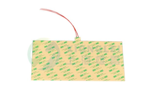带3M胶硅胶电加热片