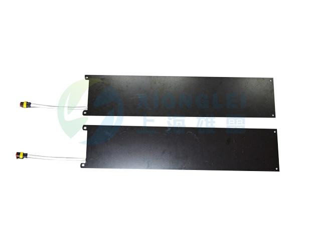 铝板硅胶电加热板