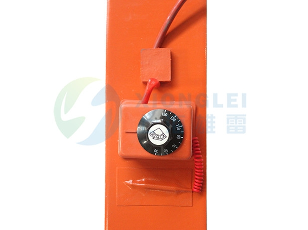 温控硅胶电加热器