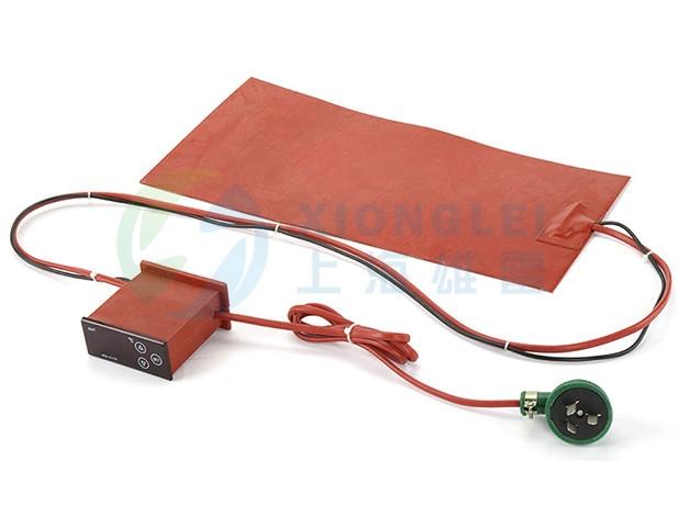 数显硅胶电加热器