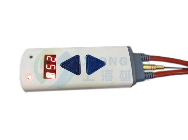 数显温控硅胶电加热带