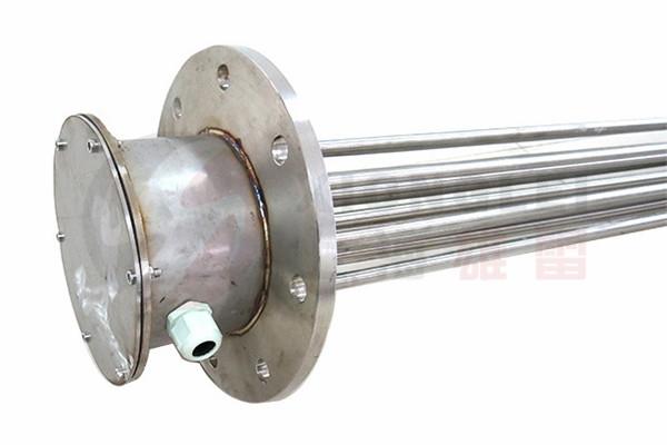 润滑油法兰电热管
