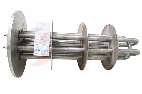 氮气防爆电热管