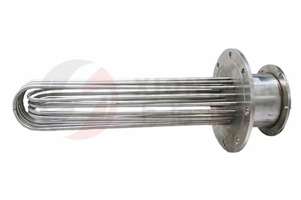 防爆导热油电热管