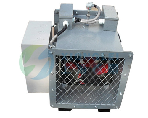 除尘空气电加热器