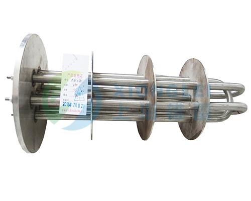 法兰式液体电加热器