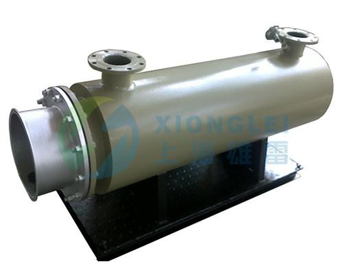 管道式水电加热器