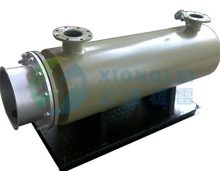 不锈钢管道电加热器