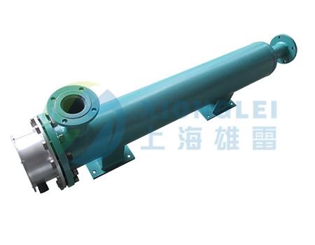 气体管道式电加热器