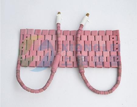 履带式陶瓷电热带